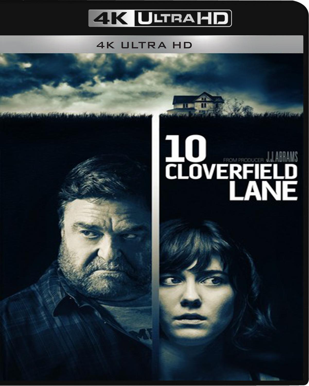 10 Cloverfield Lane [2016] [UHD] [2160p] [Latino]