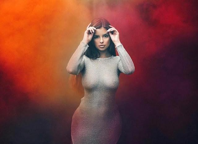 Demi Rose Sexy Hot Photo