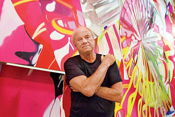 pop art artist