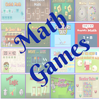 Math Games Main Page