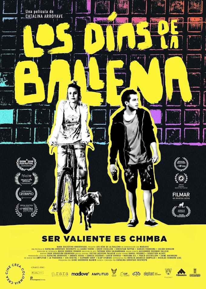 """""""Los días de la ballena"""" película Colombiana sobre dos graffiteros que desafían una banda criminal"""