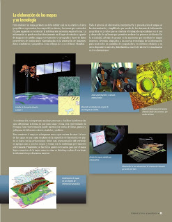 Apoyo Primaria Atlas de Geografía del Mundo 5to. Grado Capítulo 1 Lección 3 La Elaboración de los Mapas y su Tecnología