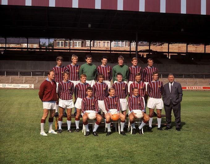 CRYSTAL PALACE 1969-70. By Soccer Stars.