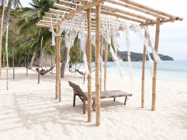 coco beach coron palawan philippines travel guide