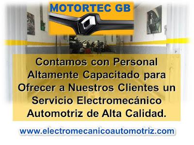 Motortec GB Taller Electromecánico Automotriz