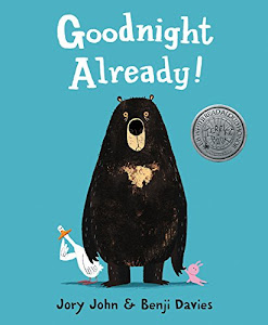 Goodnight Already! - Children's Picture Book