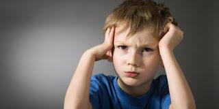 Macam-Macam Gangguan Mental Pada Anak Usia Dini_