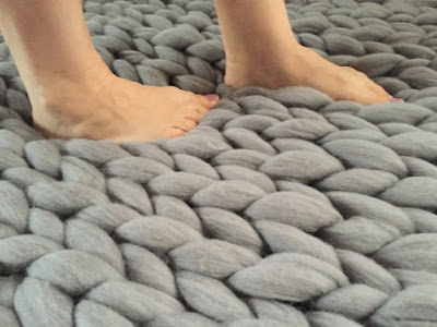 Knit Carpet