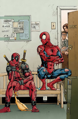 Spider-Man Vs Deadpool