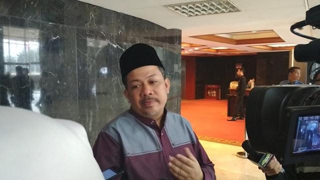 Fahri Hamzah Sebut Direzim Jokowi Tak Ada Kepastian Hukum