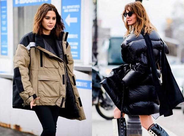 Street Style Fashion Jackets Fall 2018 Winter 2019