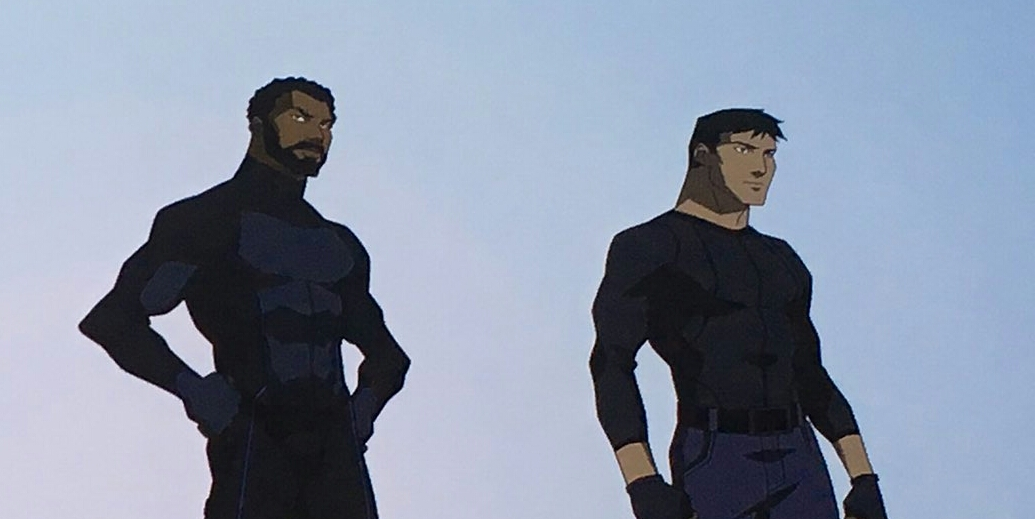 Young Justice Concept Art Reveals New Character Design Look.