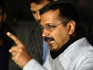 Delhi's CM demanded Modi's Degree