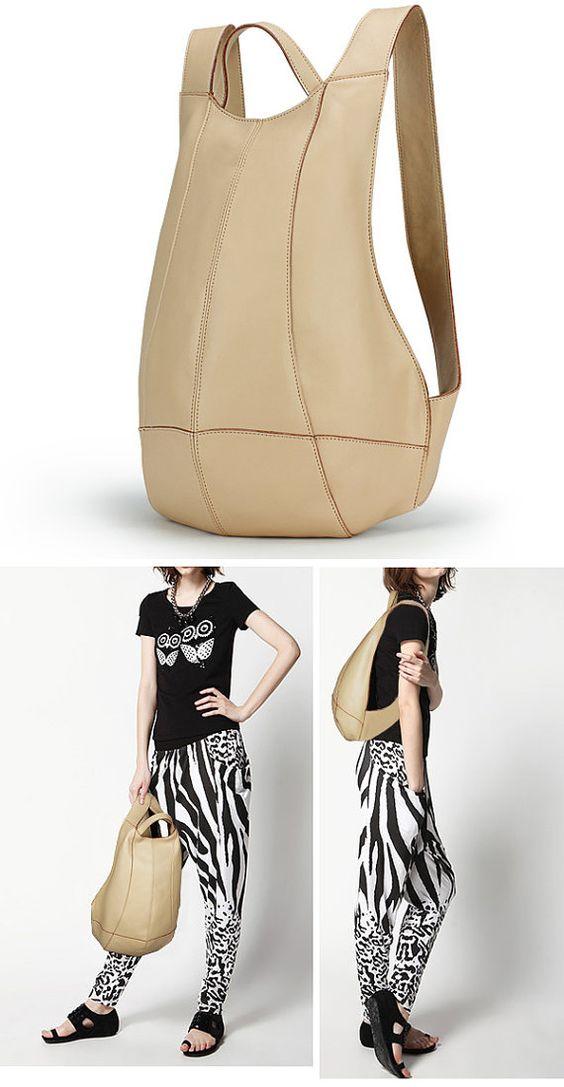 wzory torebek i plecaków do uszycia