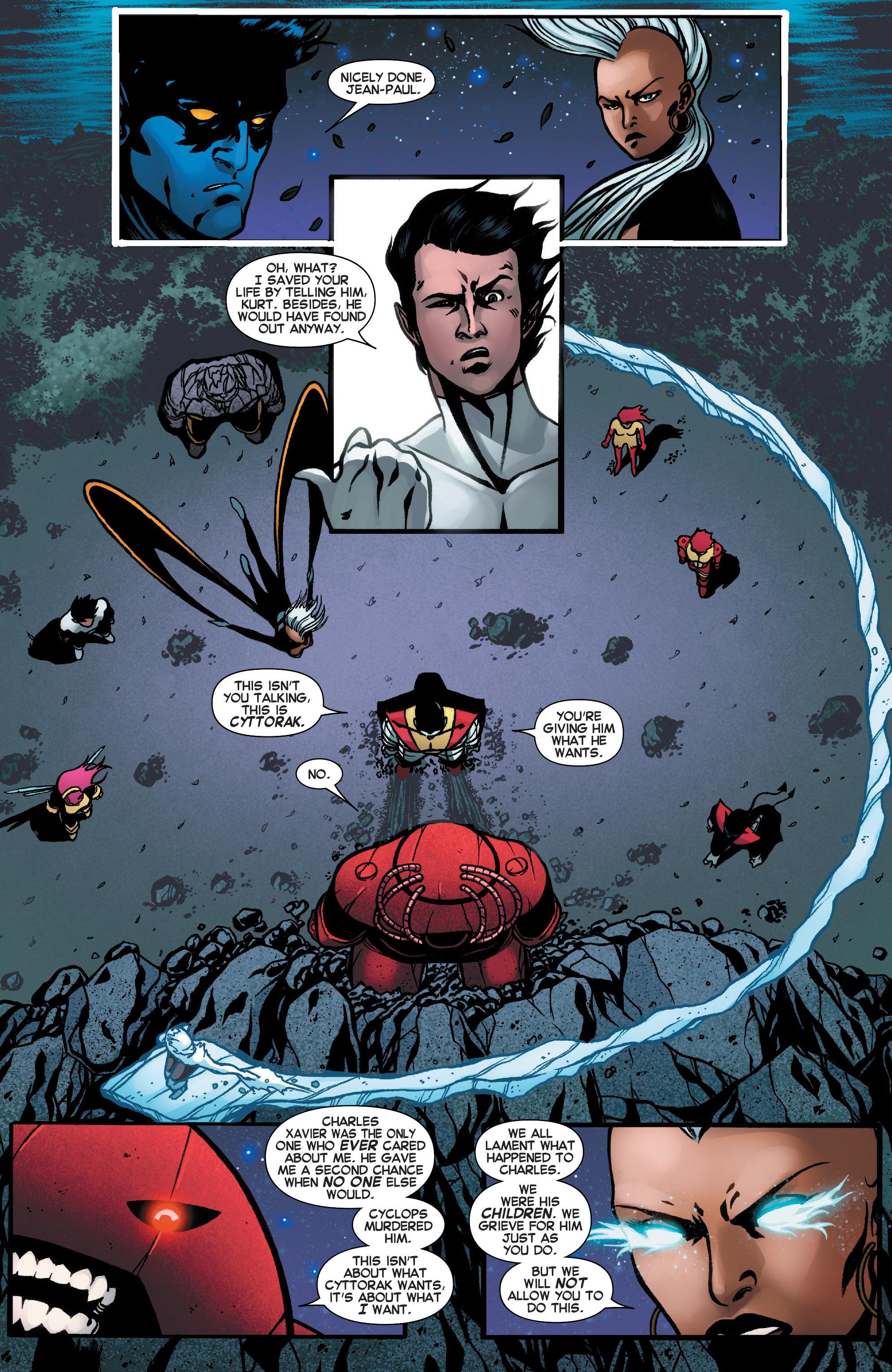 Read online Amazing X-Men (2014) comic -  Issue #19 - 9