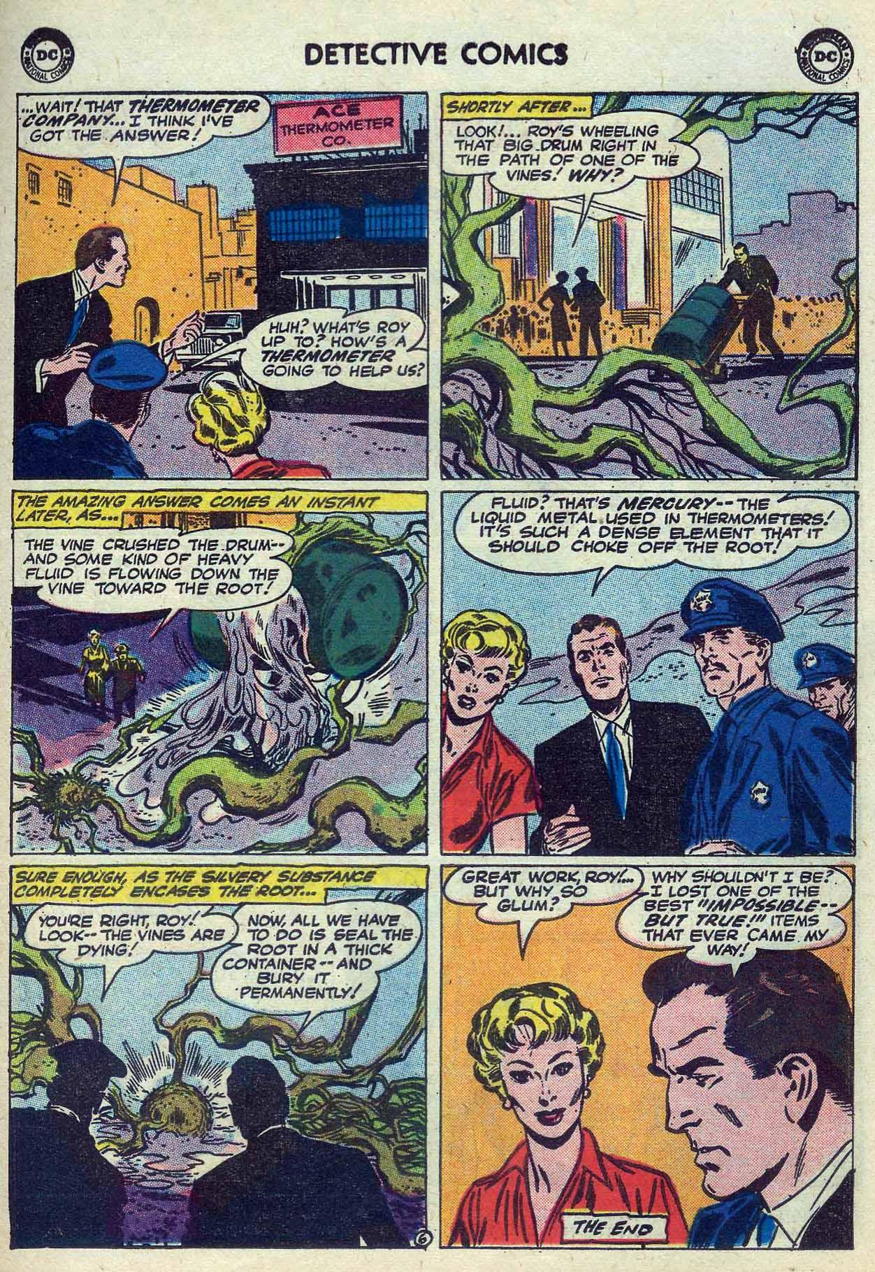 Detective Comics (1937) 277 Page 22