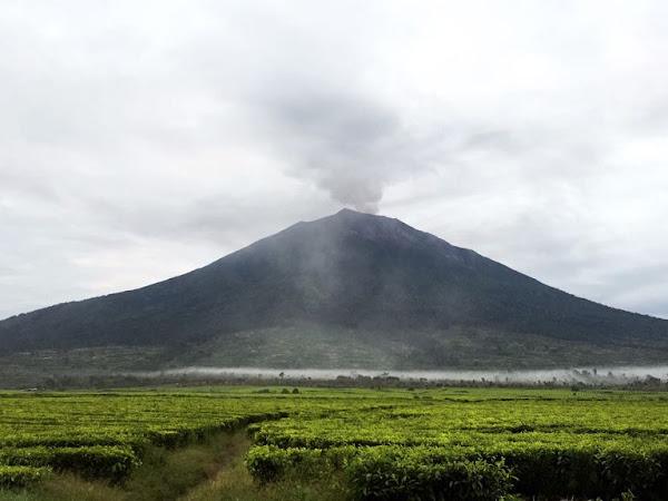 Gunung Kerinci dan Segenggam Mimpi, 3.805 mdpl
