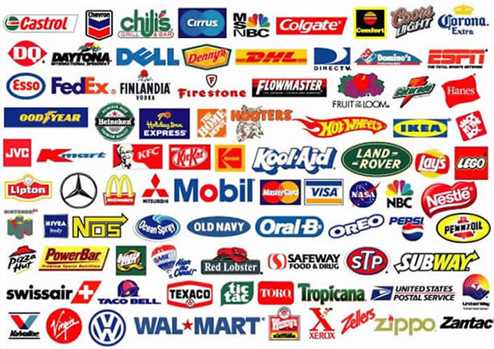 Famous Logos - Automotive Car Center