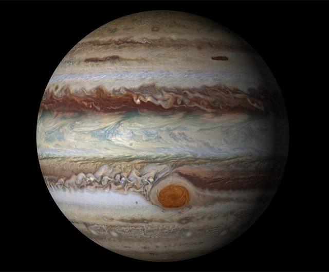efeito de Júpiter - chuva de meteoros Perseidas 2016