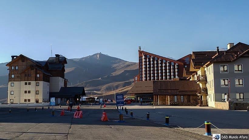 Valle Nevado Ski Resort no verão. Vale à pena?