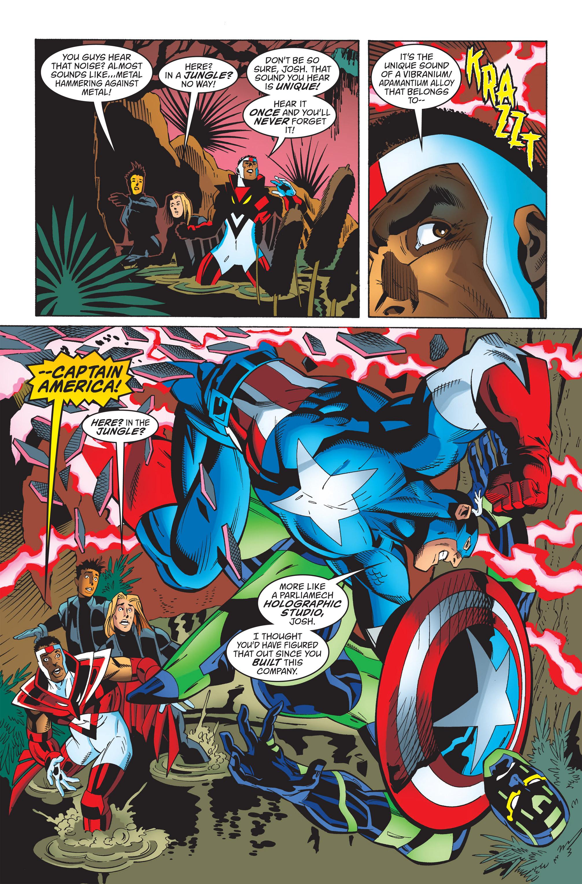 Captain America (1998) Issue #34 #40 - English 18