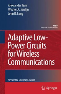 Adaptive Low-Power Circuits for Wireless Communications pdf download free