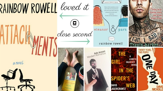 Books I'm Loving Lately - Adult Fiction