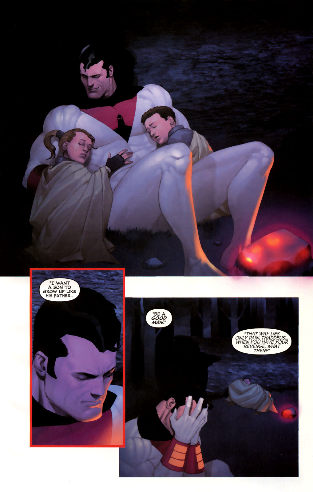 Read online Space Ghost (2005) comic -  Issue #4 - 20