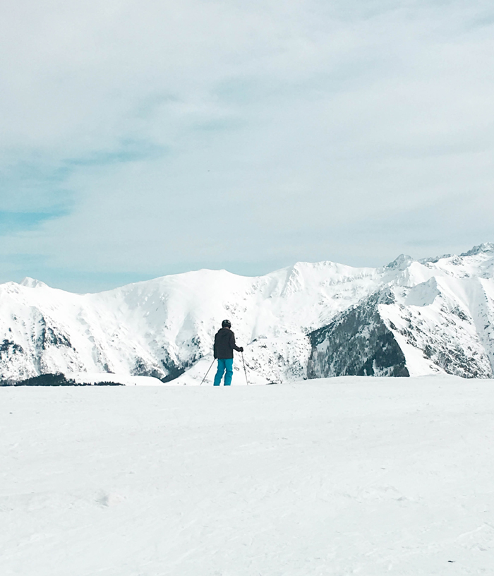 week end station ski Bonascre