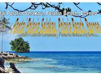 Wisata Pantai Polaria Selakau Kalimantan Barat