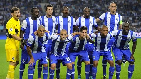 Đội hình của FC Porto