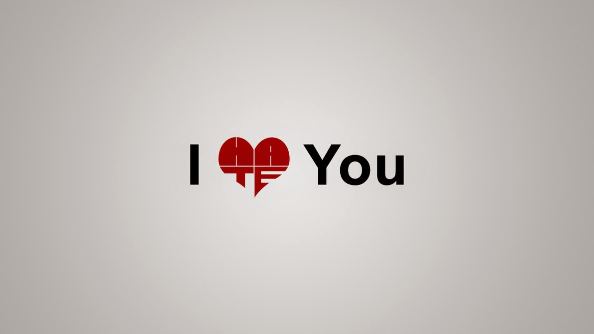 Wallpaper Download Cute Lovers I Hate You Love Break Up Text Quotes Images For Facebook