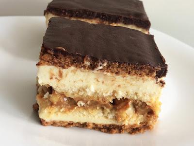 ciasto na deser bez pieczenia