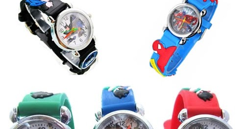 Massive Collection of the Kids Watches to Buy Over Online Store