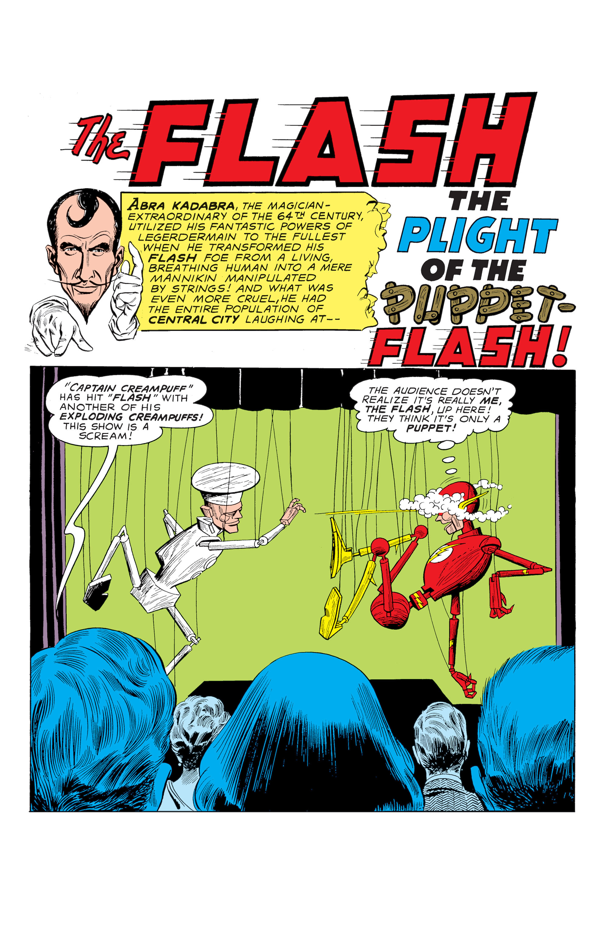 The Flash (1959) 133 Page 2