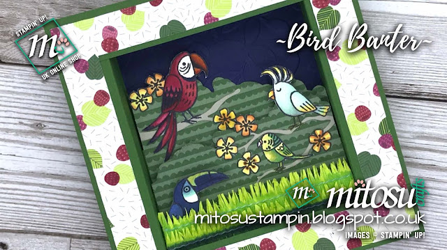 Stampin' Up! Bird Banter from Mitosu Crafts UK