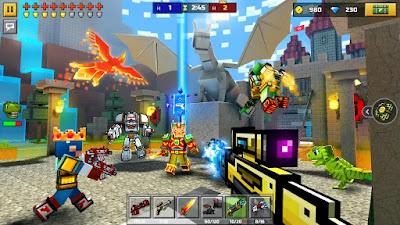 Download Game Pixel Gun 3D (Pocket Edition) Apk + Data Offline Gilaandroid.com