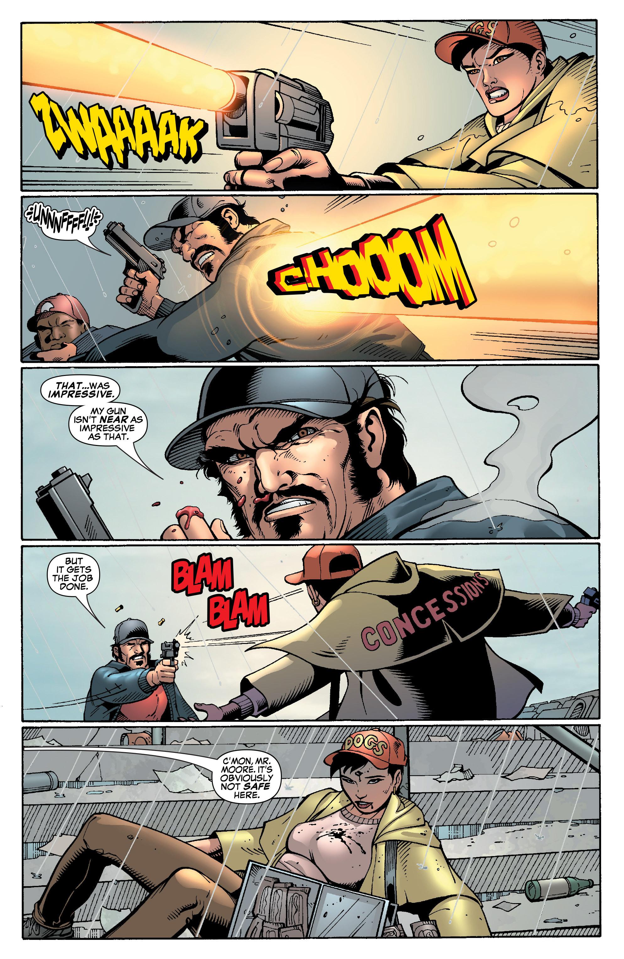Read online She-Hulk (2005) comic -  Issue #28 - 16