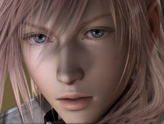Personagem do jogo Final Fantasy XIII