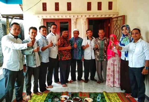 Jayadih Ajak Masyarakat Sukamekar Bersatu Bangun Desa