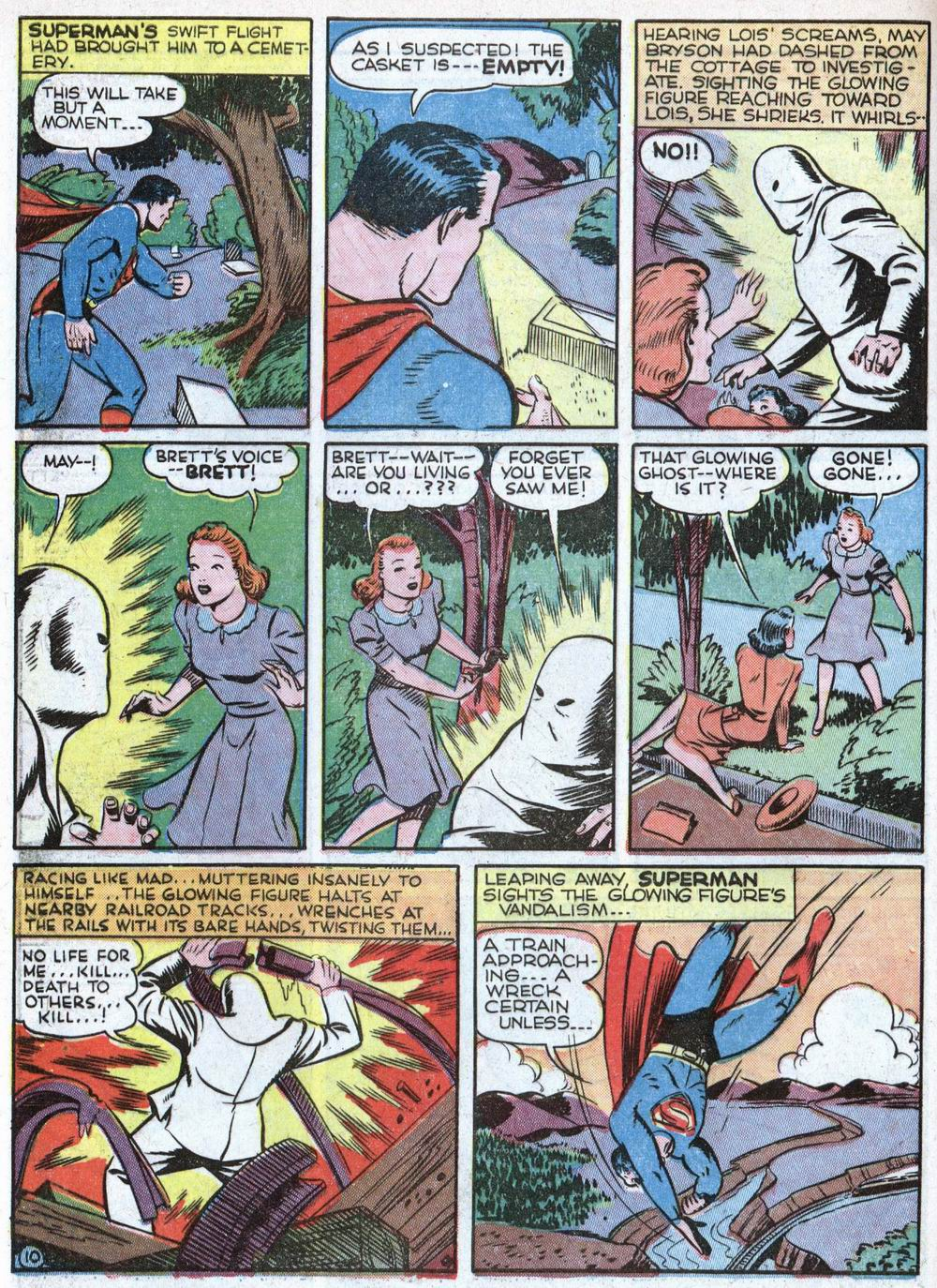 Read online Action Comics (1938) comic -  Issue #39 - 12