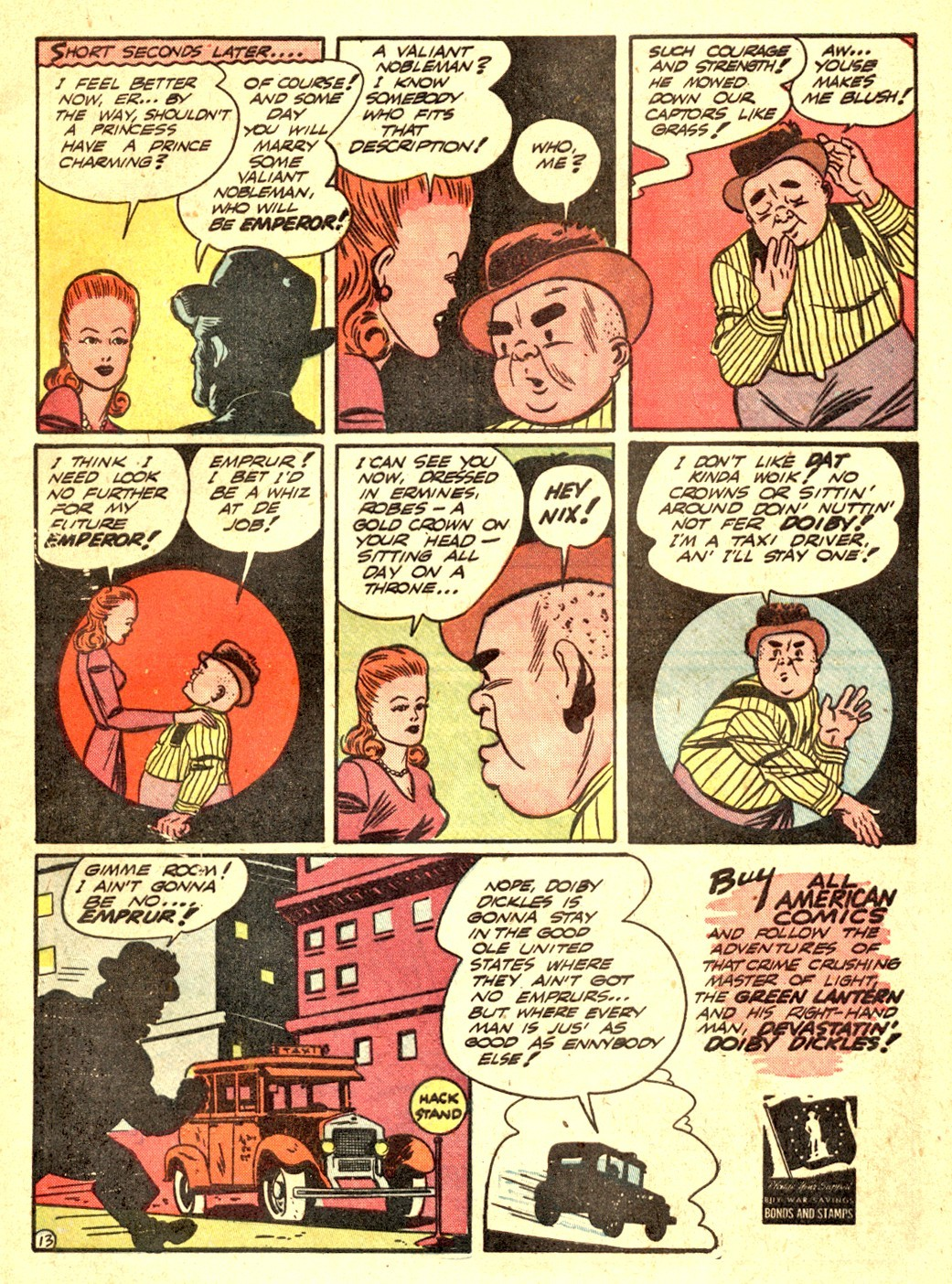 Read online All-American Comics (1939) comic -  Issue #47 - 15