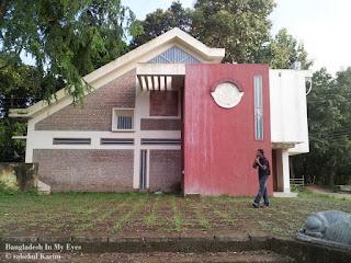 Chakma Rajbari, Rangamati