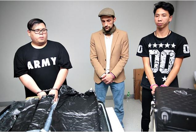 Three Foreigners Tried To Sneak In P135M Worth Of Illegal Cocaine and Shabu To PH