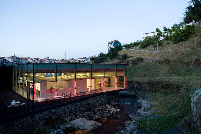 Centro Ciência Viva e Casa da Seda em Bragança