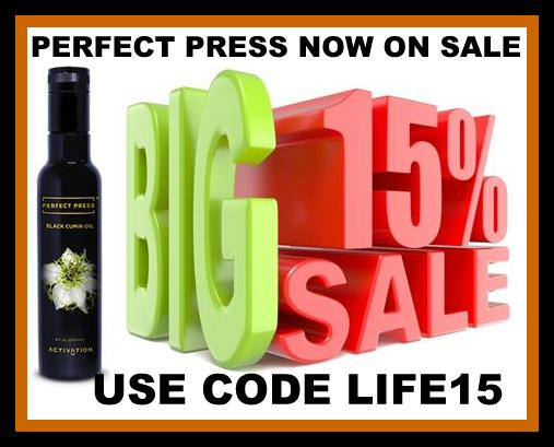 PERFECT PRESS ON SALE - SAVE 15%