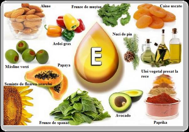 Pentru ce este buna vitamina E? La ce ajuta Vitamina E? Ce boli trateaza vitamina E?