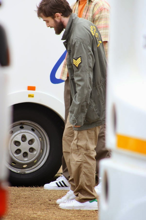 Daniel Radcliffe Filming In Cape Town, Johanneburg