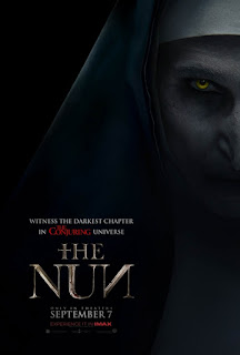 The Nun First Look Poster