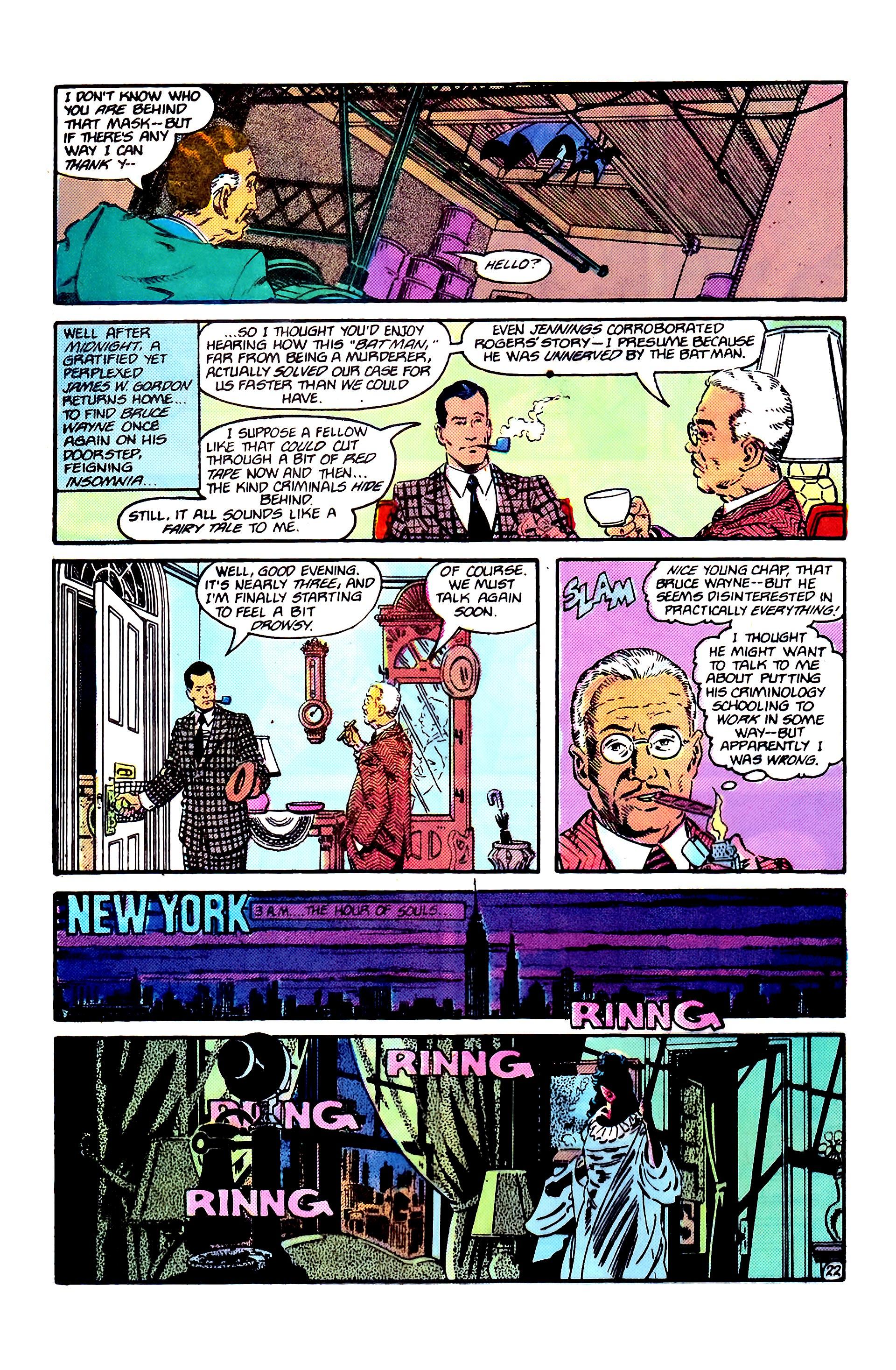 Read online Secret Origins (1986) comic -  Issue #6 - 24